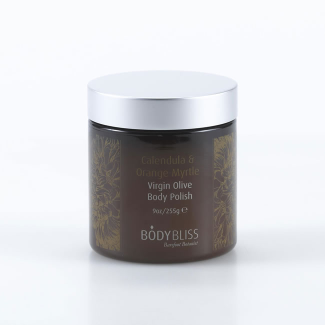 Calendula & Orange Myrtle Virgin Olive Body Polish