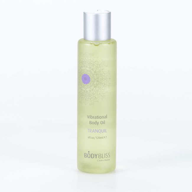 TRANQUIL - Vibrational Body Oil (formerly Letting Go)