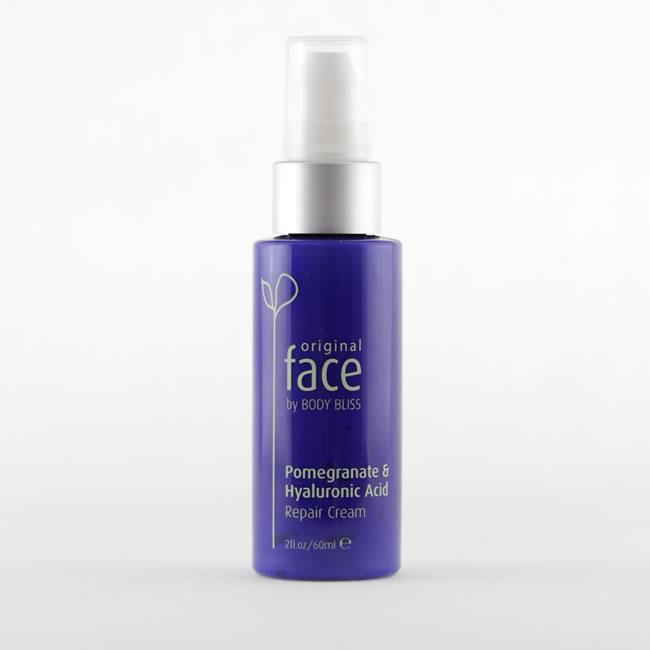 Pomegranate & Hyaluronic Acid Repair Cream