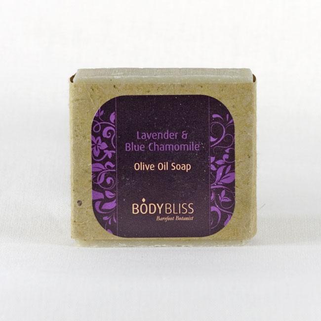 Lavender & Blue Chamomile Olive Oil Soap