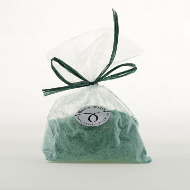 Canyon Spruce Foaming Bath Salts