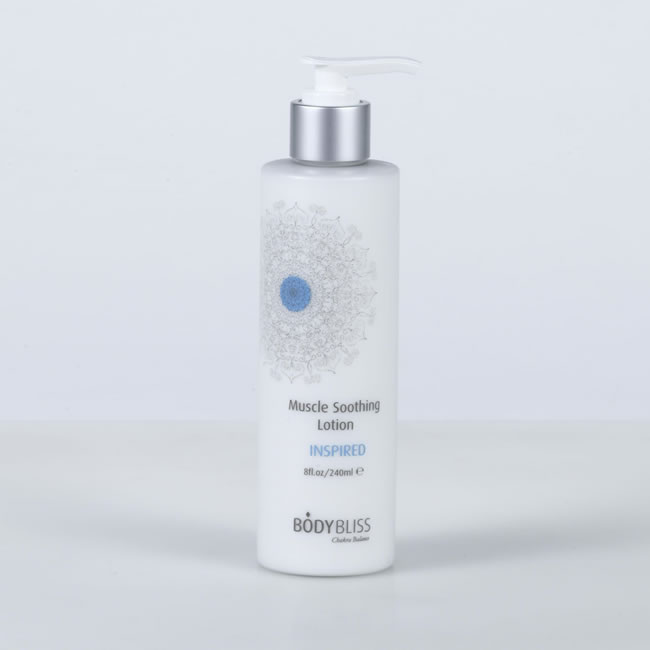 INSPIRED - Muscle Soothing Lotion