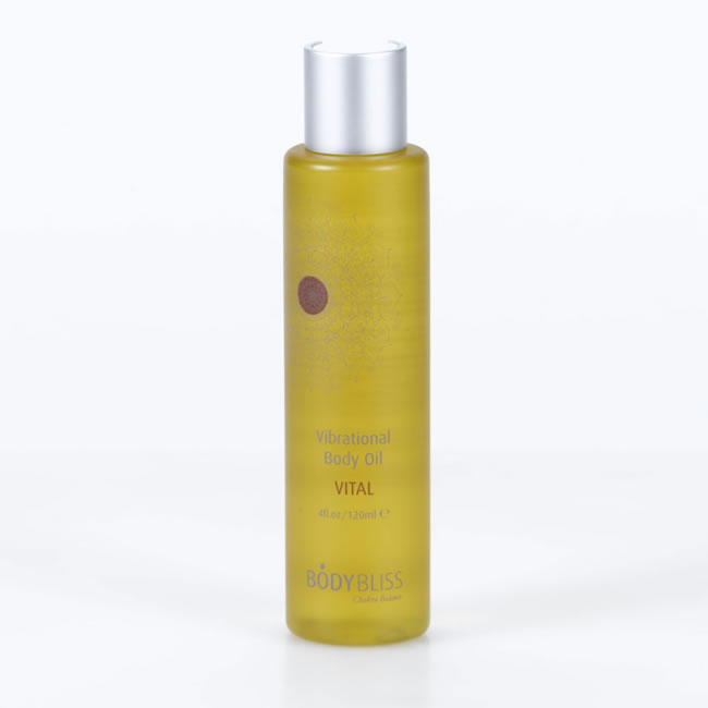 VITAL - Vibrational Body Oil (formerly Alive Feet)