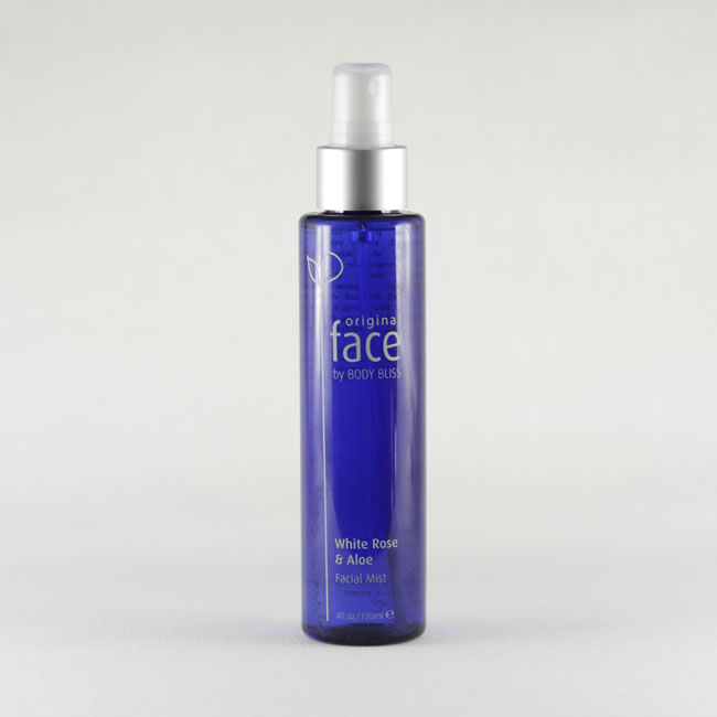 White Rose & Aloe Facial Mist