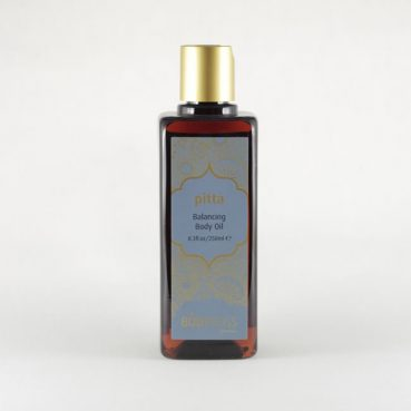 Dosha Balancing Massage and Body Oil - Pitta