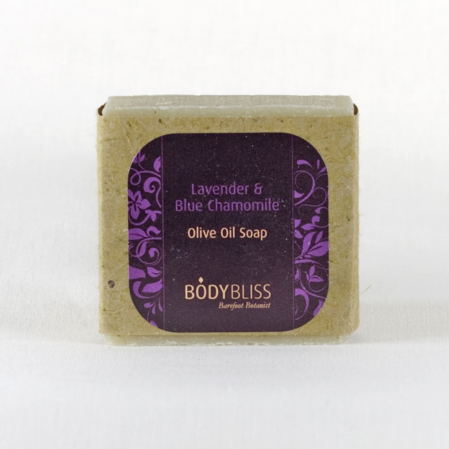Lavender & Blue Chamomile Olive Oil Soap