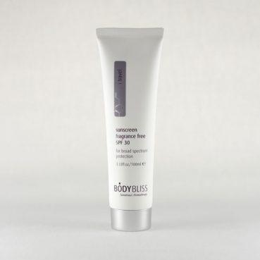 I TRAVEL - Sunscreen fragrance free SPF30