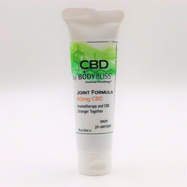 CBD Joint Formula with 60 mg CBD in a Traveltube