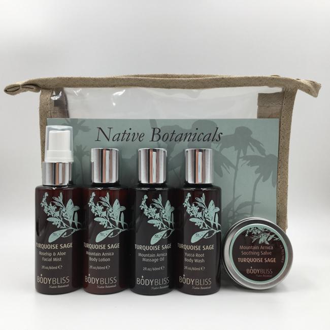 Turquoise Sage Gift Set